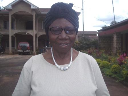 Mami Anna Foncha Nanga Atang
