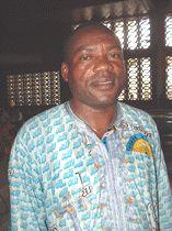 Mgr Richard Mbouta