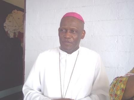 Bishop Immanuel Bushu