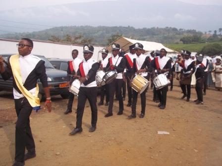 Sasse College band