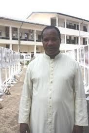 Mgr. Dieudonné Bayemeg