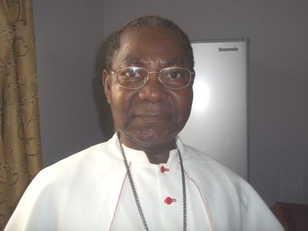 Achbishop Cornelius Esua