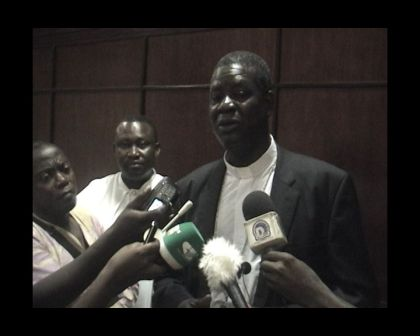 Mgr. Samuel Kleda