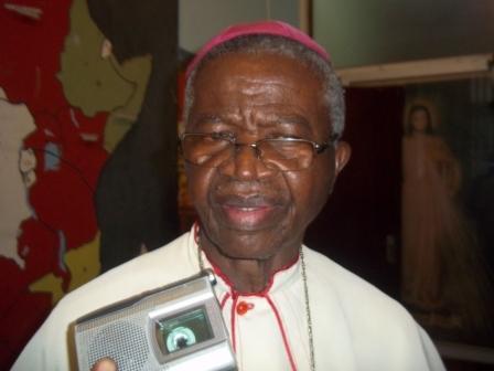 Bishop Francis Lysinge