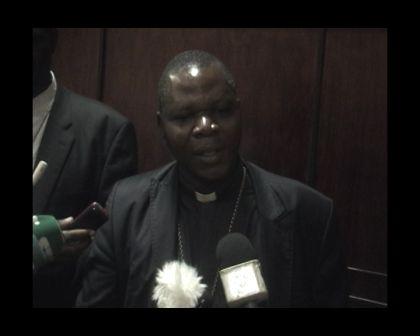 Bangui Archbishop