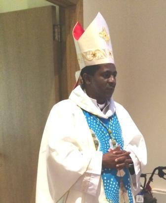 Bishop Nkea