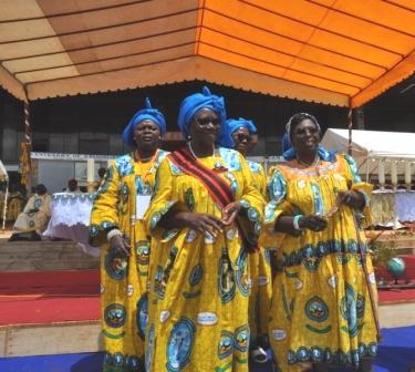 On front line CWA founding members Mama Foncha and Mama Tamanjong (4)