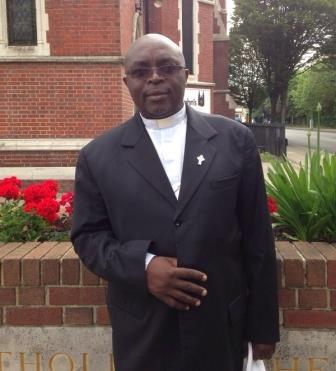 Rev. Fr, Jervis Kebei