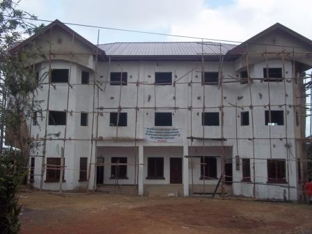 CWA Golden Jubilee Project Centre for Underprivileged Girls