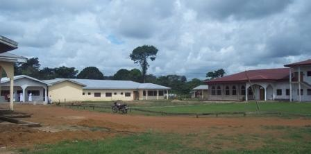 Temporary Campus of St. John Paul II Major Seminary Batchuo Ntai, Mamfe
