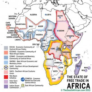 Africa_free trade