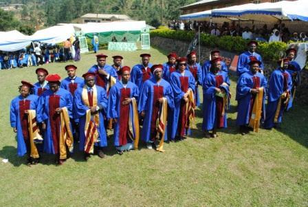 Pioneer MBA Graduates