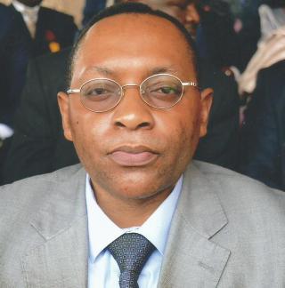 Professor Ernest L. Molua