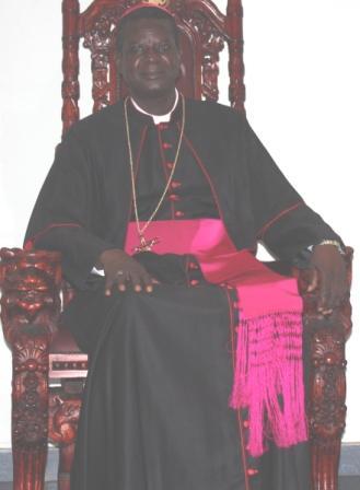 Mgr. Samuel Kleda 1