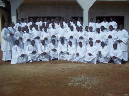 Pioneer Batch of 63 Seminarians