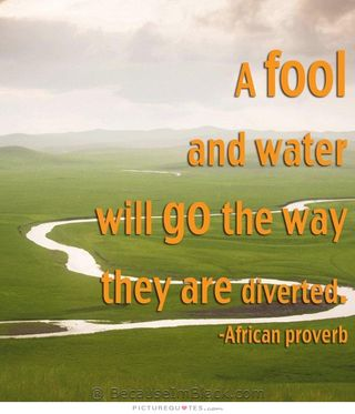 Africanwaterquote