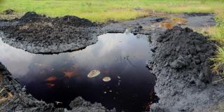 Niger Delta oil-spillage
