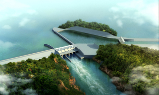 Cameroon_Memve ele Hydropower Station