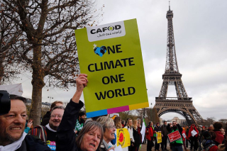 One climate paris