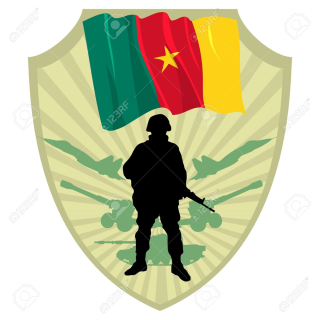 Cameroon Vector-army-soldier