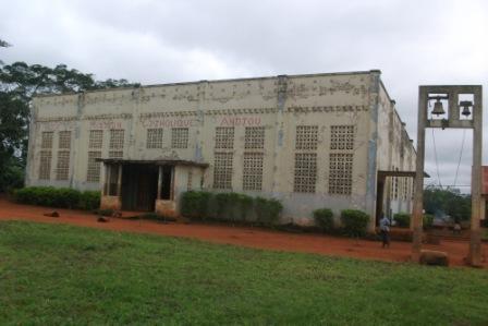 Eglise Marie Reine