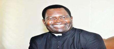 Fr. Philippe Alain Mbarga
