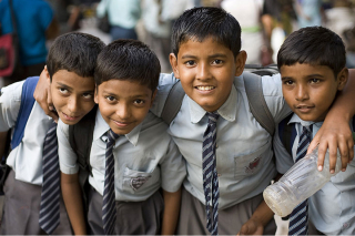 Indian_School Children