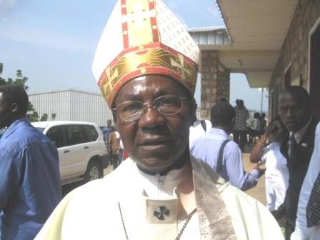 Archbishop Cornelius Fontem of Bamenda