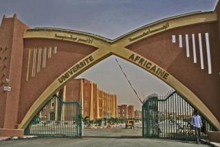 African university Adrar Algeria